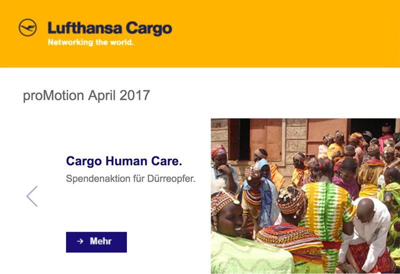 Spendenaufruf für Dürreopfer in Afrika