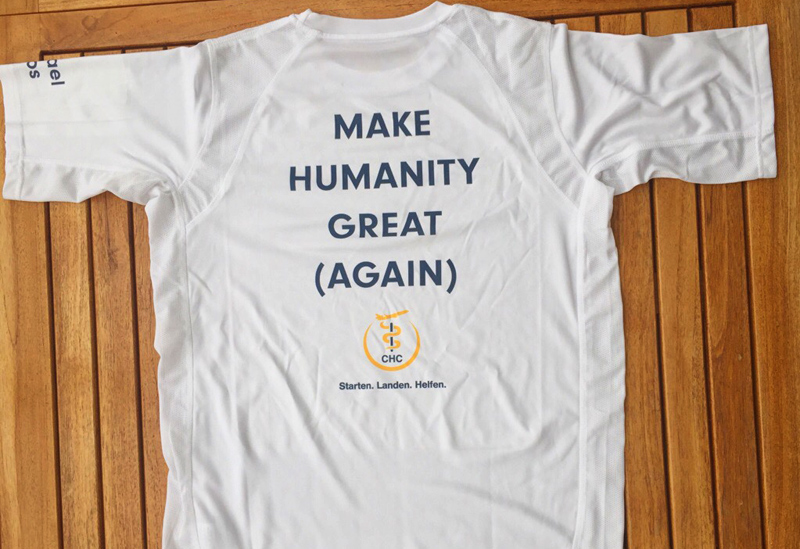 Make Humanity Great (Again)