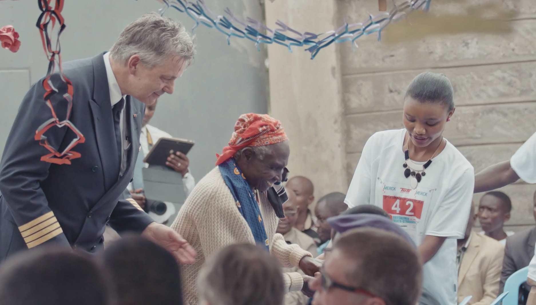 Eröffnung der John Kaheni Residence – ein Film von Kiki Pfeffer