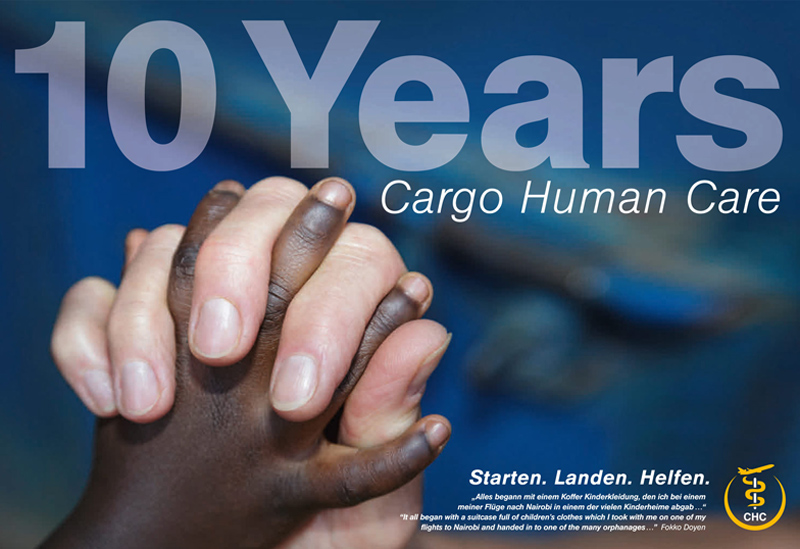10 Jahre Cargo Human Care