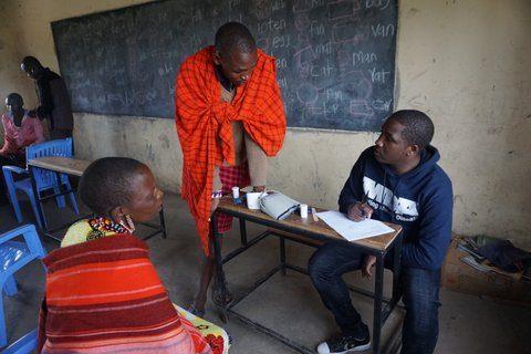 Medical Camp - Masai Mara